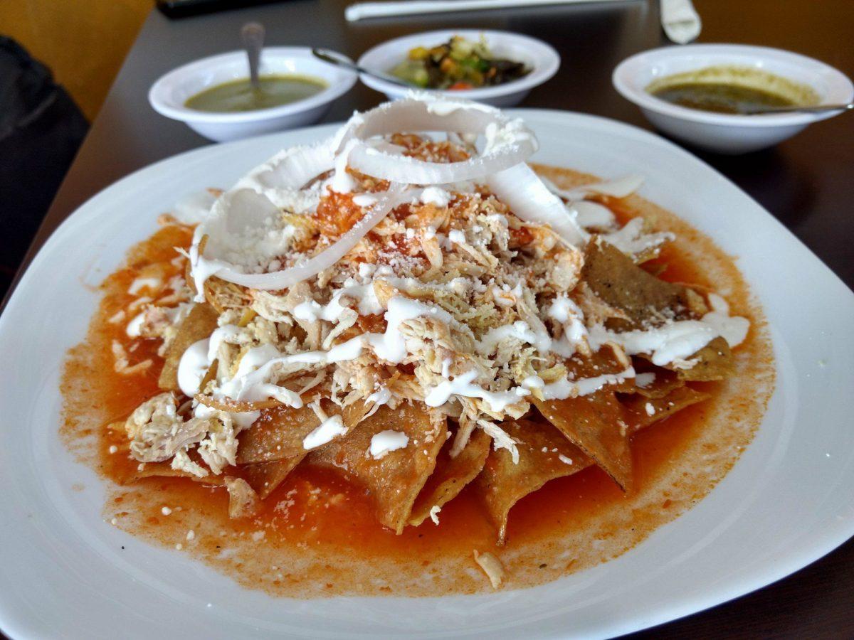 Chilaquile, la colazione messicana