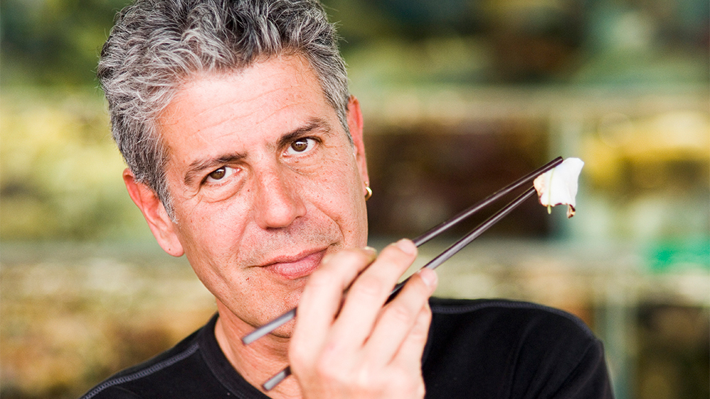 In ricordo di Anthony Bourdain…