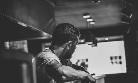 Gli chef nascono in cucina