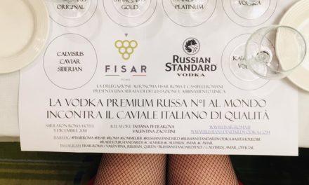 Vodka, Caviale (e cosce)