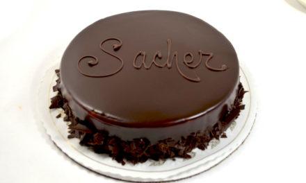 L'originale Sacher Torte di Herr Eduard Sacher