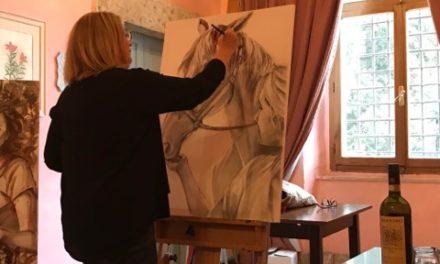 ELISABETTA ROGAI Al TerraWine Festival 2019 al Castello di Titignano (Orvieto)