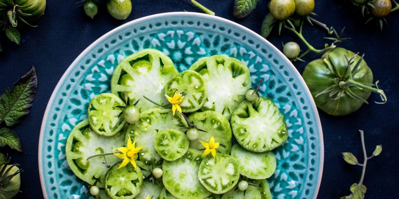 Il pomodoro verde (anche fritto e anche alla fermata del treno)