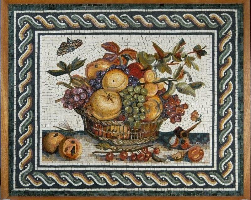 Fichi, melograni e tanta verdura sulle tavole dell'antica Roma