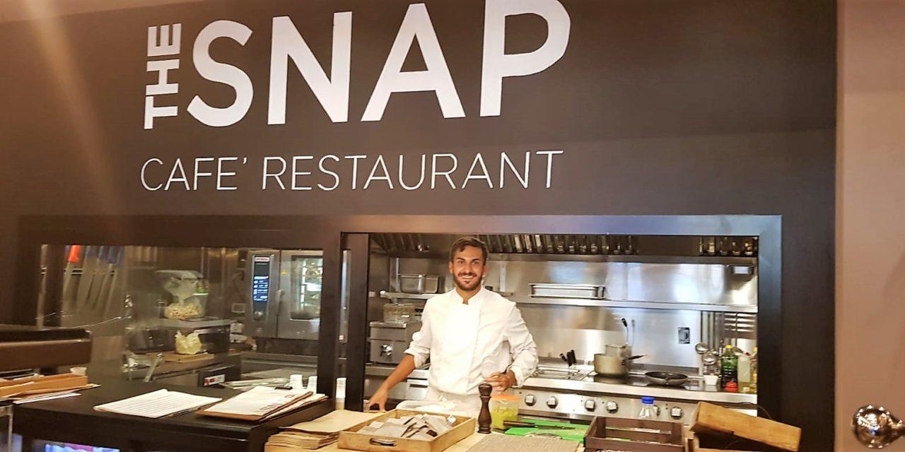 The Snap! A Centocelle un angolo di Puglia dal sapore esotico