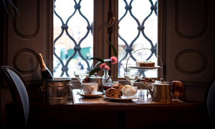Vivi Bistrot, scones e nuovi infusi per un tea time in stile british