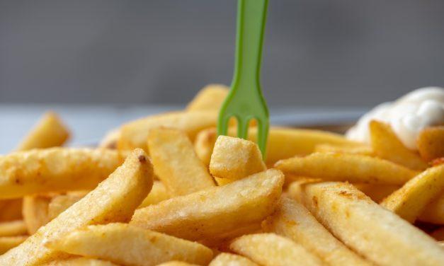 Come mangiare fritto senza olio e vivere senza sensi di colpa.
