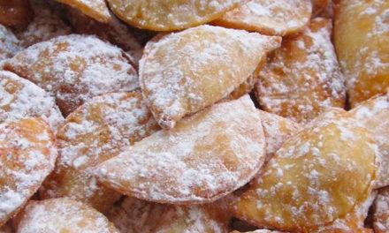 """I Ravioli dolci con ricotta e cioccolato di """"Annamaria"""""""