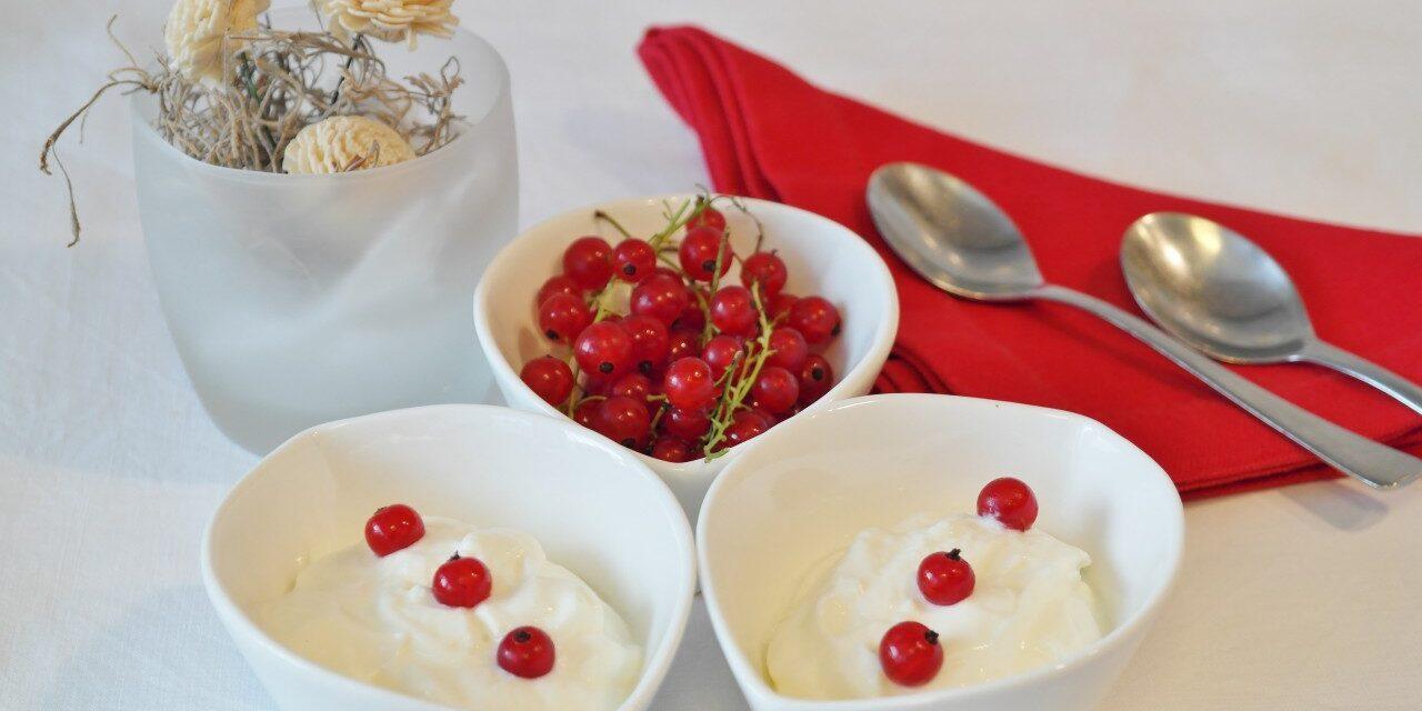 Lo yogurt come medicina della salute