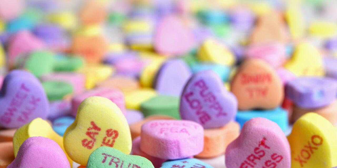 Romantico fritto a San Valentino